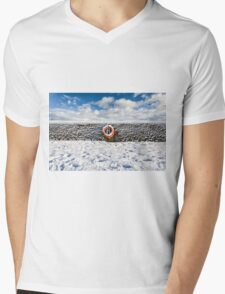 Can you drown in snow? Mens V-Neck T-Shirt