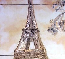 Eifel tower by TRF86