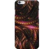 Embroidered Belt Extravaganza iPhone Case/Skin