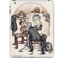 Regenerated Rockwell iPad Case/Skin