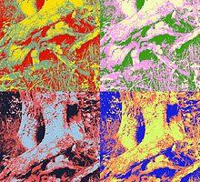 Warhol rooty by babafk