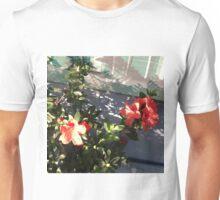 Azalea blooming in winter Unisex T-Shirt