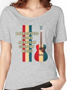 Bakersfield  Sound  Women's Relaxed Fit T-Shirt