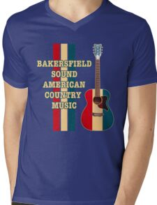 Bakersfield  Sound  Mens V-Neck T-Shirt