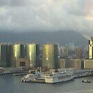 Hong Kong by singlehelix