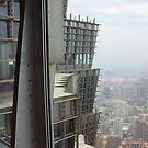Jin Mao Tower by singlehelix
