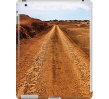 A road less traveled iPad Case/Skin