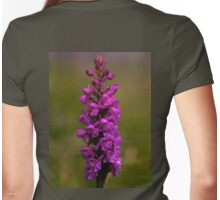 Fragrant Orchid, Dun Eochla, Inishmore Womens Fitted T-Shirt