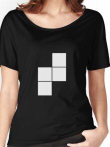 Z Tetromino (the Tetris serie) Women's Relaxed Fit T-Shirt