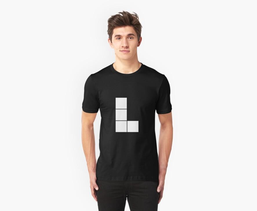 L Tetromino (the Tetris serie) by Sylvere