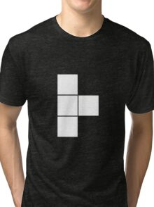 T Tetromino (the Tetris serie) Tri-blend T-Shirt