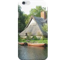 Cottage in Constable Country iPhone Case/Skin