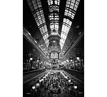 Queen Victoria Building Photographic Print