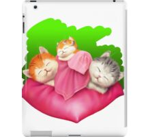 For LOVERS. For BELOVED. For FAMILY iPad Case/Skin