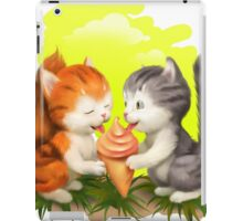 For LOVERS. For BELOVED. For FAMILY, For FRIENDS iPad Case/Skin