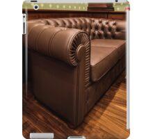 leather sofa in Home Interior iPad Case/Skin