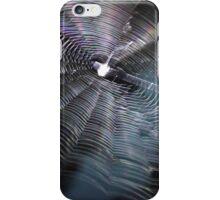 The Handiwork of a Spider  iPhone Case/Skin