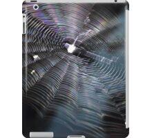 The Handiwork of a Spider  iPad Case/Skin