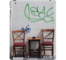 Seats  - JUSTART ©  iPad Case/Skin