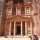 The Splendour of Petra by Marmadas