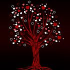 Heart Tree by Adamzworld