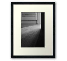 Friday Morning Framed Print