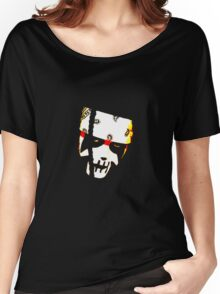 Totem Pole Warrior Women's Relaxed Fit T-Shirt