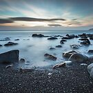 White Rock Beach, Dalkey, Ireland by Alessio Michelini