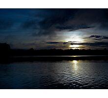 Sunrise in the Amazon Photographic Print