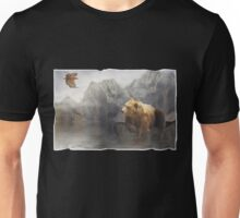 Eaglebear Mtn. Unisex T-Shirt