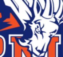 BMS Standard Logo - Goat n' Mountains Sticker