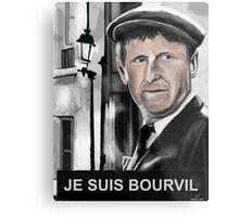 Bourvil Metal Print