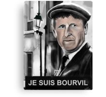 Bourvil Canvas Print