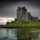 Dunguaire Castle, Co Clare by Tony Murphy