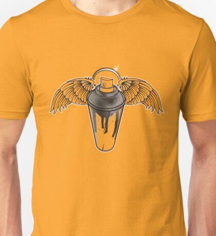 Angel Spray Unisex T-Shirt