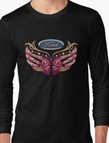 Ford Breast Cancer Long Sleeve T-Shirt