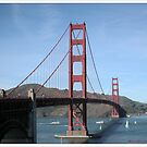 The Golden Gate Bridge by Miriam Gordon