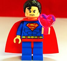 Superman Valentines by FendekNaughton
