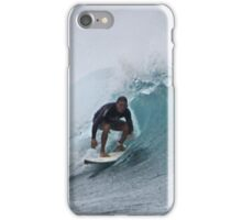 Surfin' La Perouse2 iPhone Case/Skin