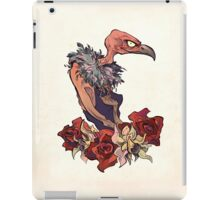 Madame Vautour iPad Case/Skin