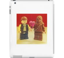 Han Loves Chewy iPad Case/Skin