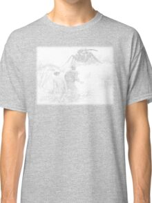 Them action - white only! Classic T-Shirt