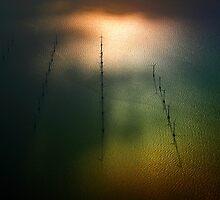 Windmills in the Rainbow by Katja Fønss