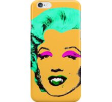 Vampire Marilyn 6b iPhone Case/Skin