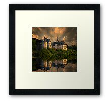 Kingdom Of Desire Framed Print