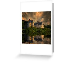 Kingdom Of Desire Greeting Card