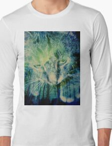 WaiFai and Forest Dual Exposure 2 Long Sleeve T-Shirt