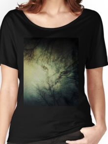 WaiFai and Forest Dual Exposure Women's Relaxed Fit T-Shirt