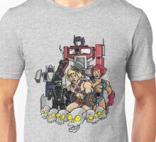 Evil Eighties Action Figures Unisex T-Shirt