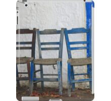 Take a Seat  - JUSTART ©  iPad Case/Skin